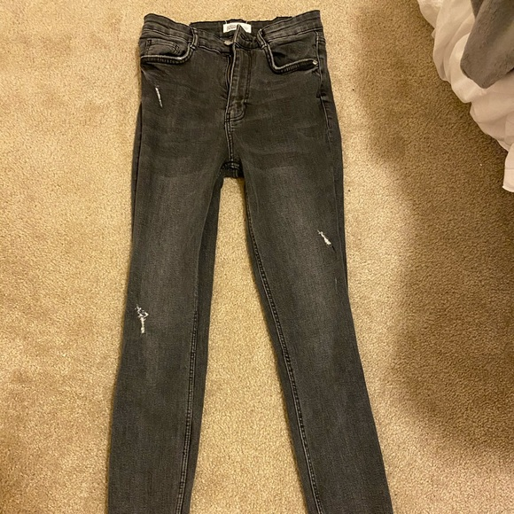 Zara black jeans